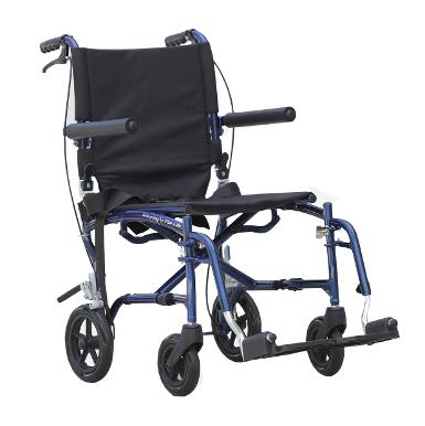 รถเข็น Wheelchair Precision Life Model AL8KG (Item code 10074 )
