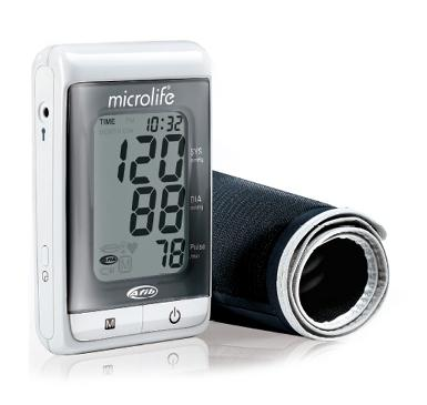 เครื่องวัดความดัน Microlife Blood Pressure Monitor 3MS1-4K (AFIB) (Item Code 10031)