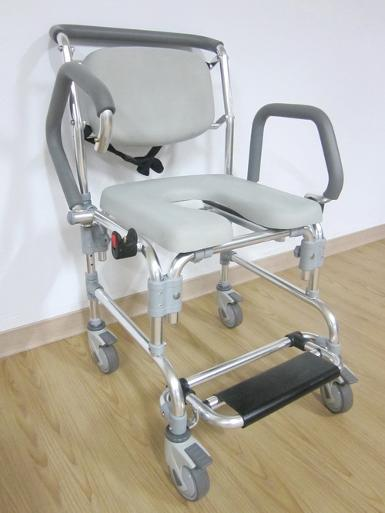 Commode and shower chair AT7130 (Item code 10256)
