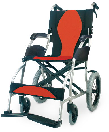 รถเข็น Wheelchair Karma Ergo Lite (Item Code 10107)